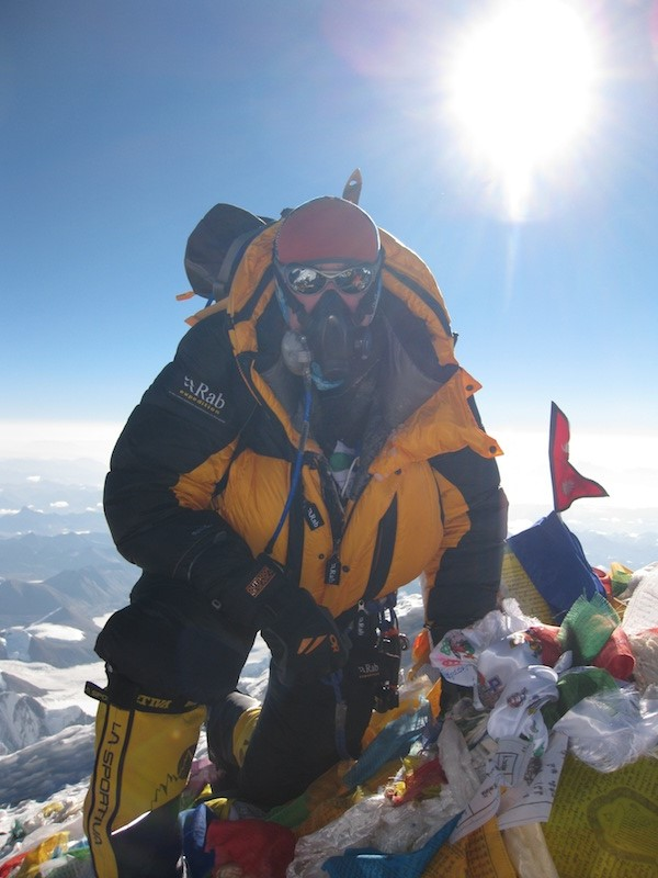 Adventure Consultants Everest Success