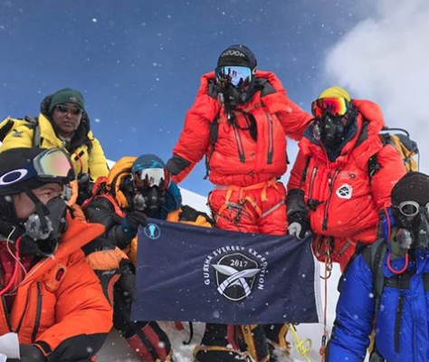 Ghurkas on Everest – Update