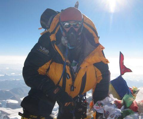 Adventure Consultants Everest Success